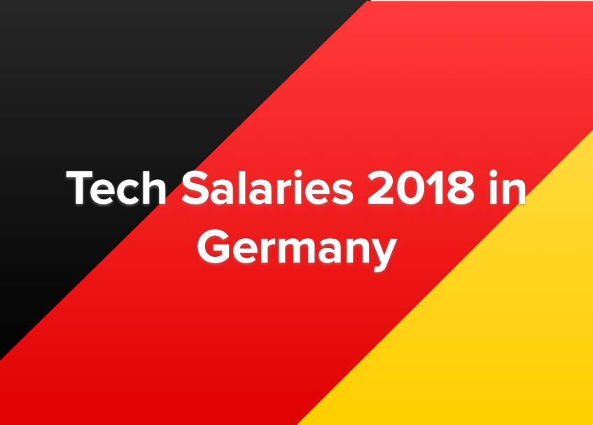 Software Developer Salaries In Germany Average By Experience Location And Role