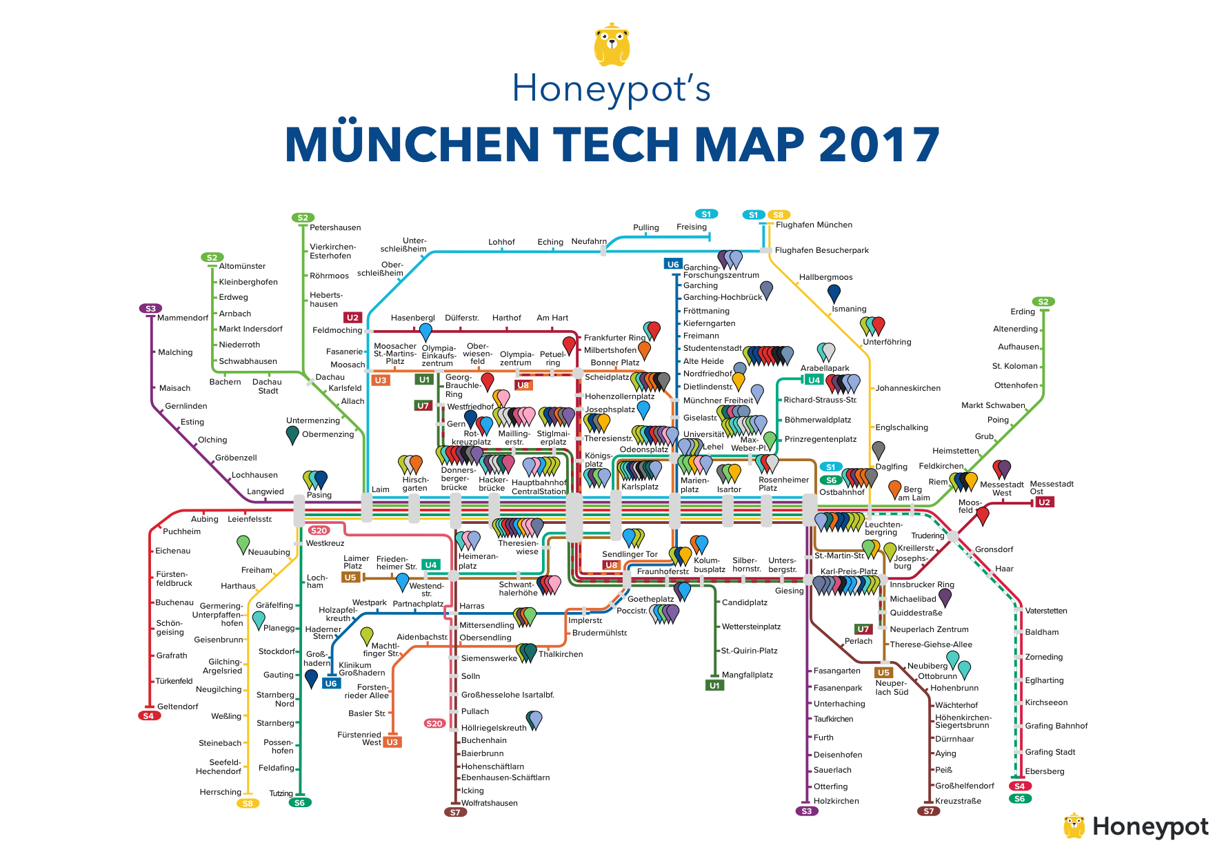 The Ultimate Guide To Munich S Tech Scene Munich Tech Map